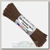 Паракорд Atwood Rope 550 Brown