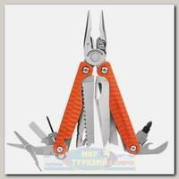 Мультитул Leatherman Charge Plus G10 Orange