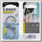 Карабин Nite Ize S-Biner Marine S-Biner® Marine SlideLock® #3