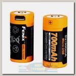 Аккумулятор Fenix 16340 700 мАч Li-ion USB