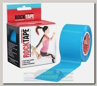 Кинезиотейп Rocktape Classic, 5см х 5м, Голубой