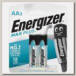 Батарейка Energizer MAX Plus Alk AA BP2
