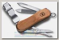 Нож Victorinox Nail Clip Wood