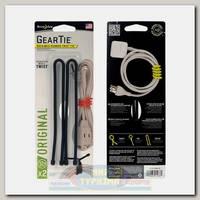 Хомут Nite Ize Gear Tie® Reusable Rubber Twist Tie™ 12 Black