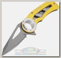 Нож Vento Стропорез Желтый