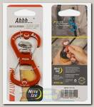 Брелок для ключей Nite Ize Ahhh Aluminum Bottle Opener Orange