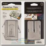 Карманный инструмент Nite Ize Financial Tool Money Clip+Pocket Tools