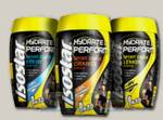 Изотонический напиток Isostar Powder Hydrate & Perform Cranberry 400 g