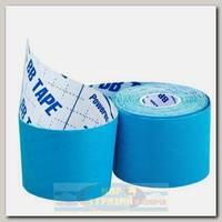 Кинезиотейп BBTape 5см x 5м ICE Голубой