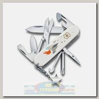Нож Victorinox Super Tinker Winter Magic Special Edition 2019