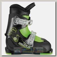 Горнолыжные ботинки детские Roxa Chameleon 2 Black/Black/Lime