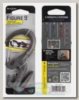 Крепление Nite Ize Figure 9® Carabiner Black