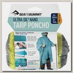Пончо Sea to Summit Ultra-Sil™ 15D Tarp Poncho Lime