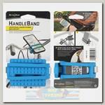 Крепление для смартфона Nite Ize HandleBand Blue