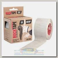 Кинезиотейп Rocktape Classic 5см х 5м Hemp