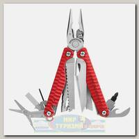 Мультитул Leatherman Charge Plus G10 Red