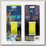Светодиодный маркер Nite Ize SlapLit™ Rechargeable LED Slap Wrap Yellow/Green