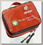 Аптечка Deuter First Aid Kit Active (пустая) papaya
