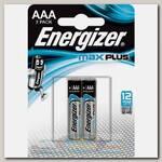 Батарейка Energizer MAX Plus Alk AAA (2 шт.)