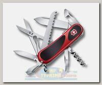 Нож Victorinox Evolution 17, 85 мм, 15 функций