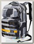 Рюкзак детский Jack Wolfskin TRT School Pack Grey Geo Block