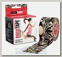 Кинезиотейп Rocktape Design, 5см х 5м, Тату