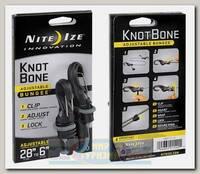 Такелажное крепление NiteIze KnotBone Bungee #5