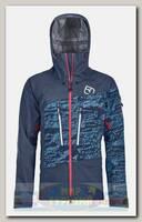 Куртка женская Ortovox 3L Guardian Shell Night Blue