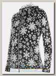 Куртка женская Newland Rose Black/White