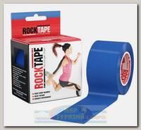 Кинезиотейп Rocktape Classic, 5см х 5м, синий