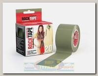 Кинезиотейп RockTape H2O 5 см х 5 м Olive