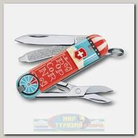 Нож-брелок Victorinox Let It Pop!