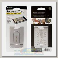 Карманный инструмент NiteIze Financial Tool® Multi Tool Money Clip