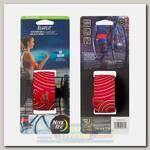 Светодиодный маркер Nite Ize SlapLit™ Rechargeable LED Slap Wrap Red