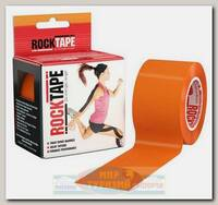 Кинезиотейп Rocktape Classic, 5 см х 5 м, оранжевый