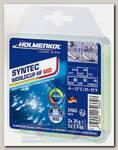 Синтетическая гоночная мазь с высоким содержанием фтора Holmenkol Syntec WorldCup HF MID