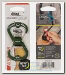 Брелок для ключей Nite Ize Ahhh Aluminum Bottle Opener Olive
