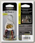 Брелок Nite Ize KeyRack+™ S-Biner® Bottle Opener Steel