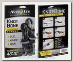 Такелажное крепление NiteIze KnotBone Bungee #9