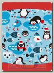 Бандана 4Fun Reversible Winter Penguin