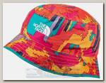 Панама The North Face Sun Stash Mr. Pink New Dimensions Print