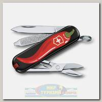 Нож-брелок Victorinox Chili Peppers