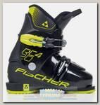 Горнолыжные ботинки детские Fischer RC4 20 Jr Black/Black